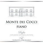 Linea MONTE DEI COCCI, Fiano