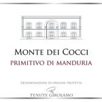 Linea MONTE DEI COCCI, Primitivo di Manduria