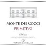 Linea MONTE DEI COCCI, Primitivo Salento